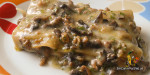 Italian Mushroom-Lasagna