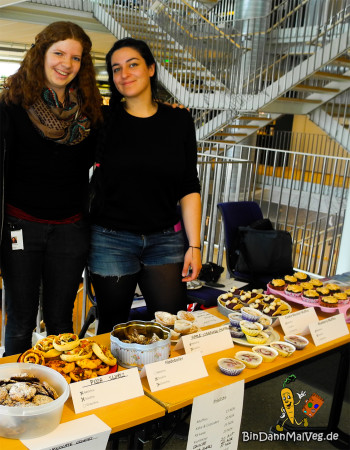 Vegan Bake Sale Tromsø