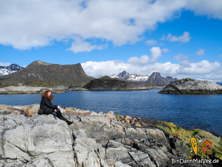 Kabelvåg on the Lofoten Islands