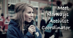 Vegan Voices: Meet Norways activist coordinator